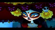 【The Book of Life Official Trailer】【Yao】