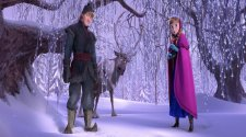 【冰雪奇緣 Disney's Frozen Official Trailer】【Yao】
