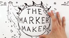 【白板上的造物主  The Marker Maker】